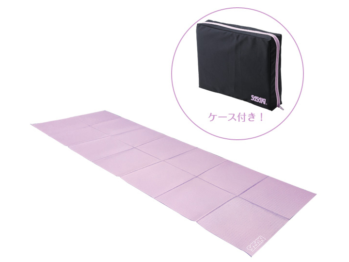 【新体操】ササキ ストレッチマット(ケース付き) BM122